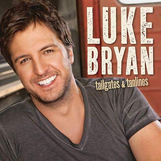 """Luke Bryan, """"tailgates & tanlines"""""""