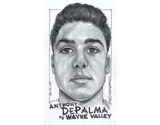 Anthony DePalma, Wayne Valley football