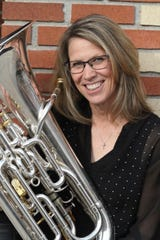 Connie Schulz says the annual Best Brass of Christmas concert is a special experience for the performers as well as the audience.