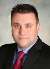 Canton Public Safety Director Joshua Meier
