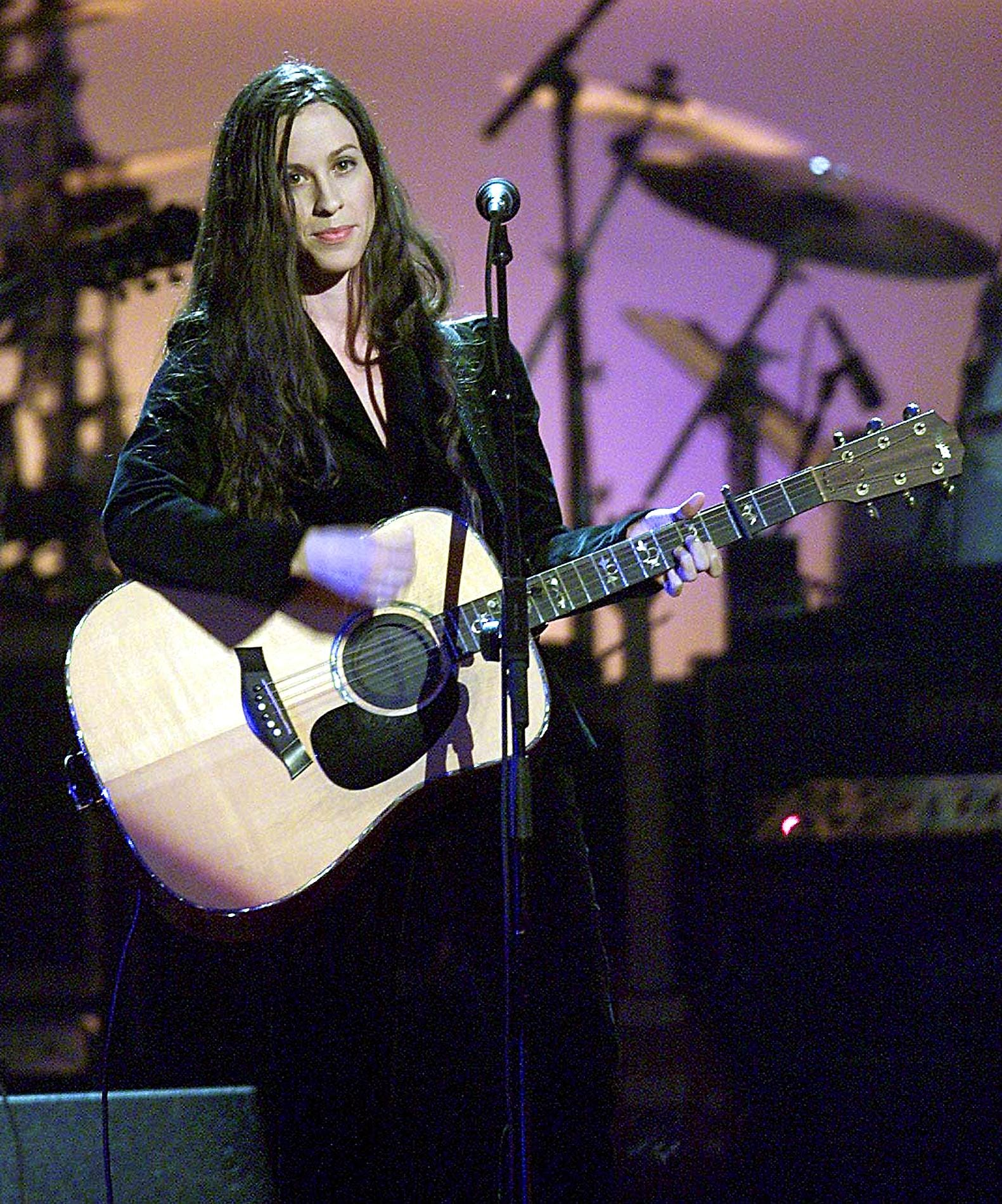 Alanis Morissette  Jagged Little Pill  anniversary tour in Phoenix on sale now