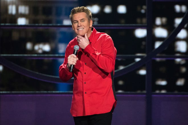Brian Regan brings his stand-up tour to the Comerica Theatre on Dec. 31.