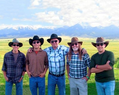 Nothin' Fancy will perform Saturday for the Seven Mountains Bluegrass Association.