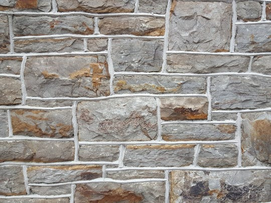 The Chickies quartzite was used in the construction of Calvary United Methodist Church.