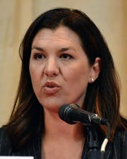 Republican Megan Dahle was elected to the California Assembly in 2019.