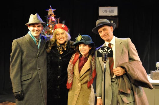 """Theatre 33 is set to present its5th annual holiday production, """"Curiously Wonderful Christmas Stories,"""" beginning Friday, Dec. 13."""