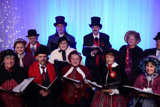 """Festival Chorale Oregon will present """"Sing We Now of Christmas,"""" an old-fashioned Christmas with Victorian carolers on Dec. 15."""