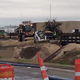 A 24-inch sewer main running underneath Houston Harte Expressway collapsed, causing a spill sewage spill that reached the Concho River.