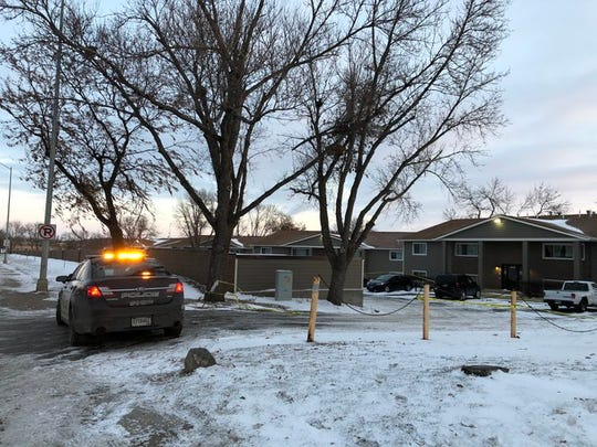 Police are investigating a fatal stabbing that occurred Tuesday, Dec. 10 in the 4500 block of South Louise Avenue.