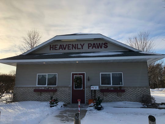 Heavenly Paws is located in St. Augusta. The pet cremation business has been open for 20 years.