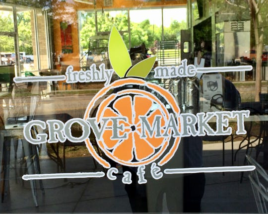Grove Market offers a variety of lunch and breakfast items.