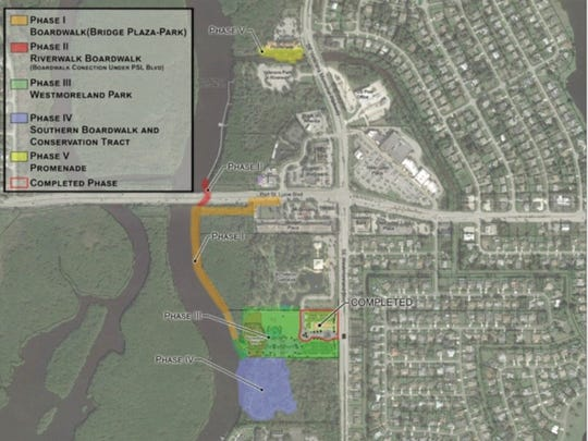 Port St. Lucie's multi-million dollar Westmoreland project aims to impove the park overall and give residents more access to the North Fork of the St. Lucie River.