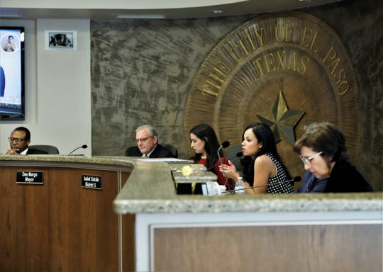 The El Paso City Council narrowly voted against creating a bond advisory committee for the $413 million Public Safety Bond.
