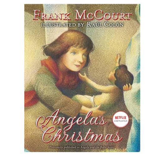 Angela's Christmas by Frank McCourt, illustrated by Raúl Colón