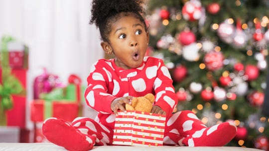 Keep the fun in the holidays by choosing safe, age- and developmentally-appropriate toys for every child on your gift list.