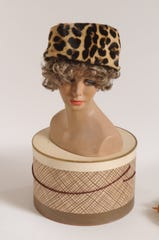 "A hat that belonged to the late Rose Harper of Scarsdale. Her nephews, Richard and Bob Vergara, sold their aunt's vintage hat collection to the Amazon series ""The Marvelous Mrs. Maisel."" They said that their aunt would have loved the idea of her hats appearing on a hit television show."