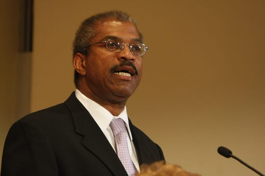 Steven Horton, former Mount Vernon city councilman, is heading up Mayor-elect Shawyn Patterson-Howard's transition team