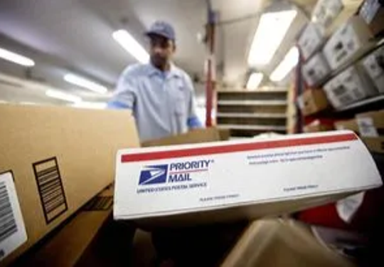 USPS allows customers to reschedule their packages if the items are not yet out for delivery.