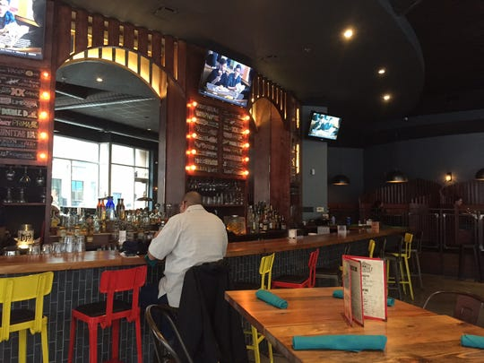 "Del Pez Mexican Gastropub on the Wilmington Riverfront will be evaluated on the new WHYY series ""Check, Please! Philly."""
