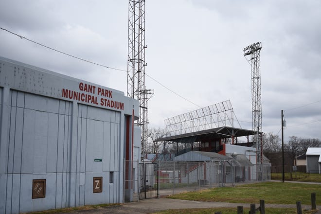Gant Stadium renovations is one of the projects to receive funding from the capital budget.