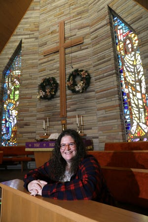Misty Morrison credits her recovery from long time drug abuse to the people of Coburn United Methodist Church.