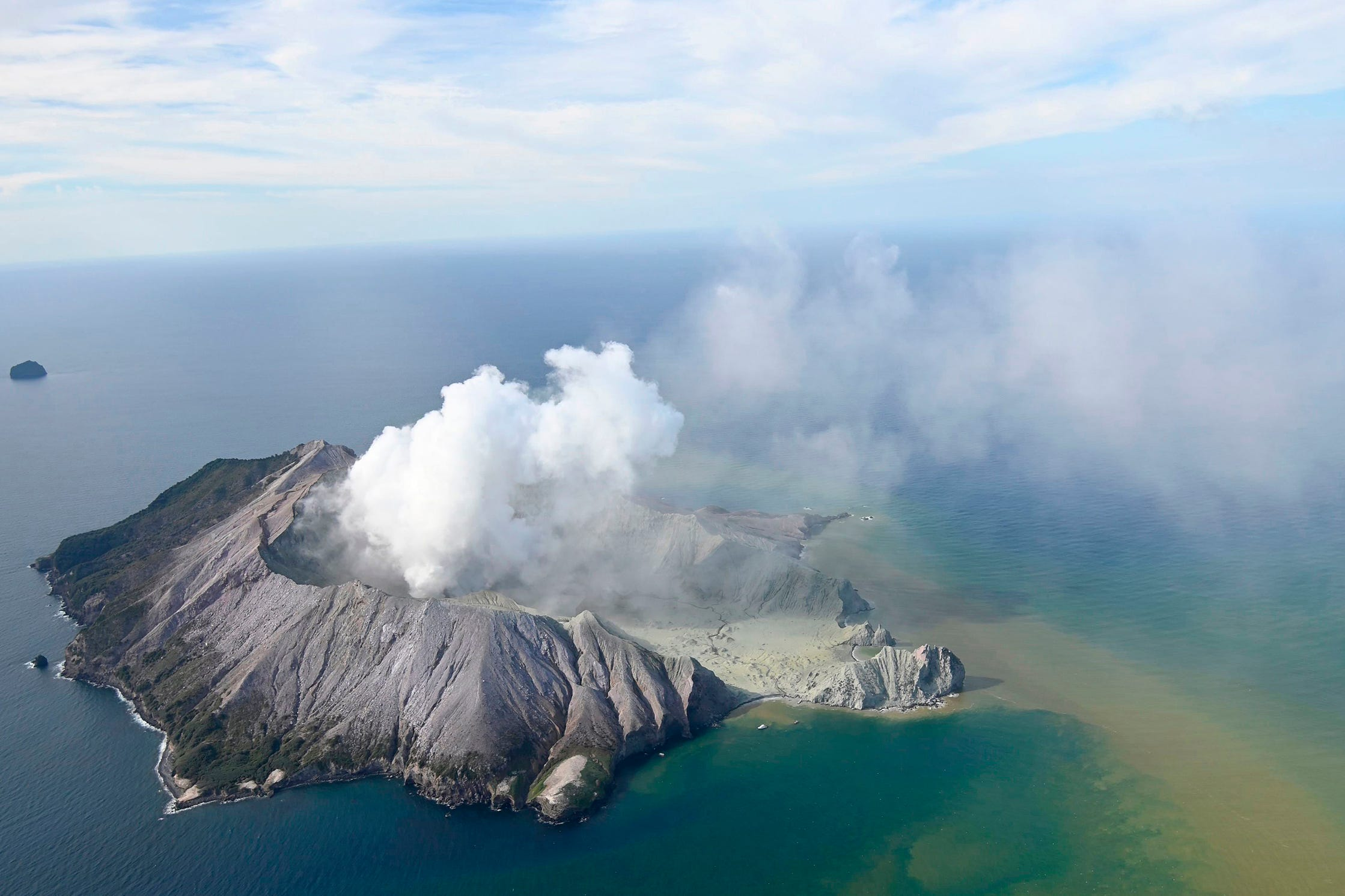 New Zealand orders 186,000 square inches of skin grafts from US for volcano victims