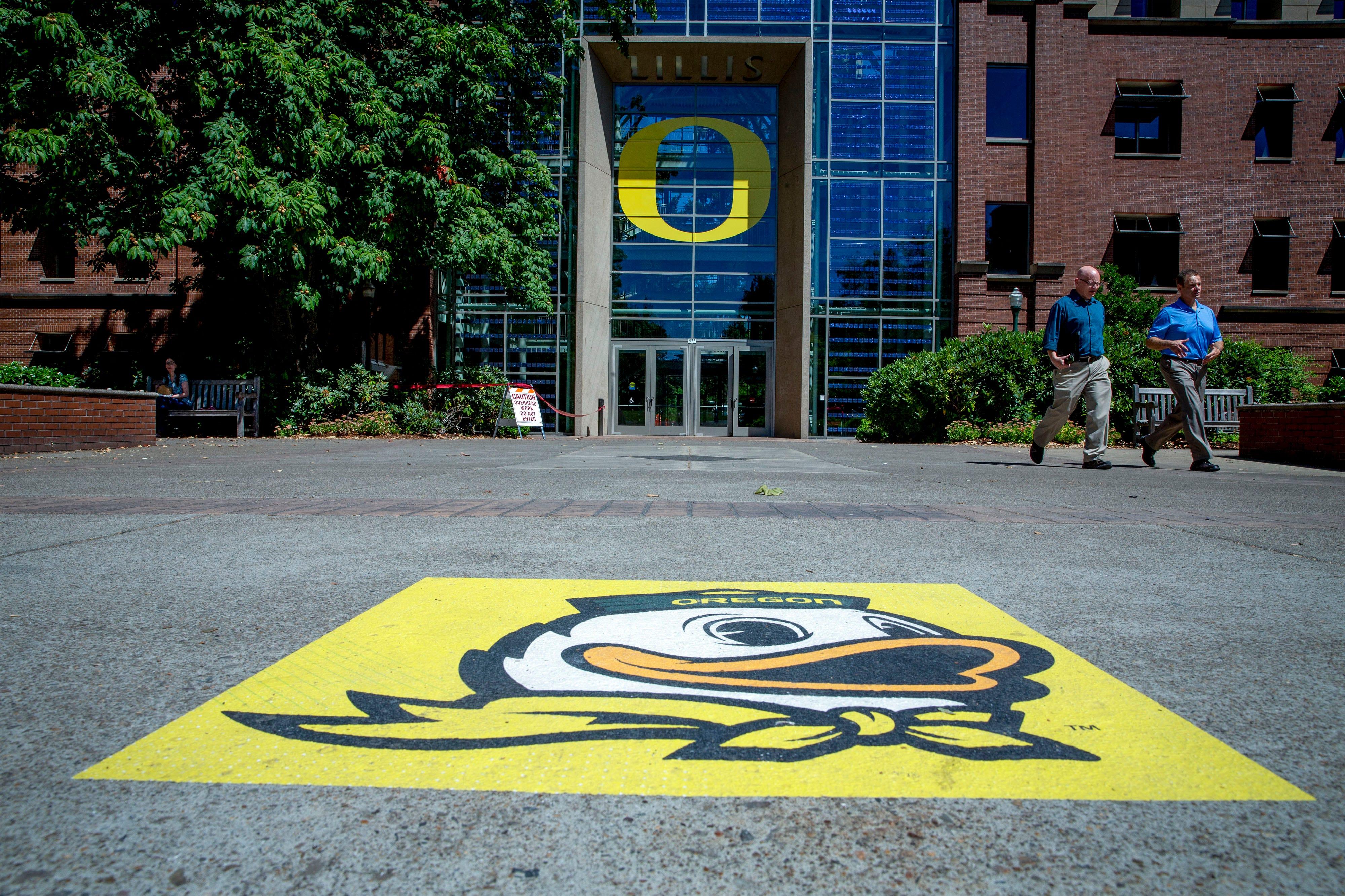 The University of Oregon