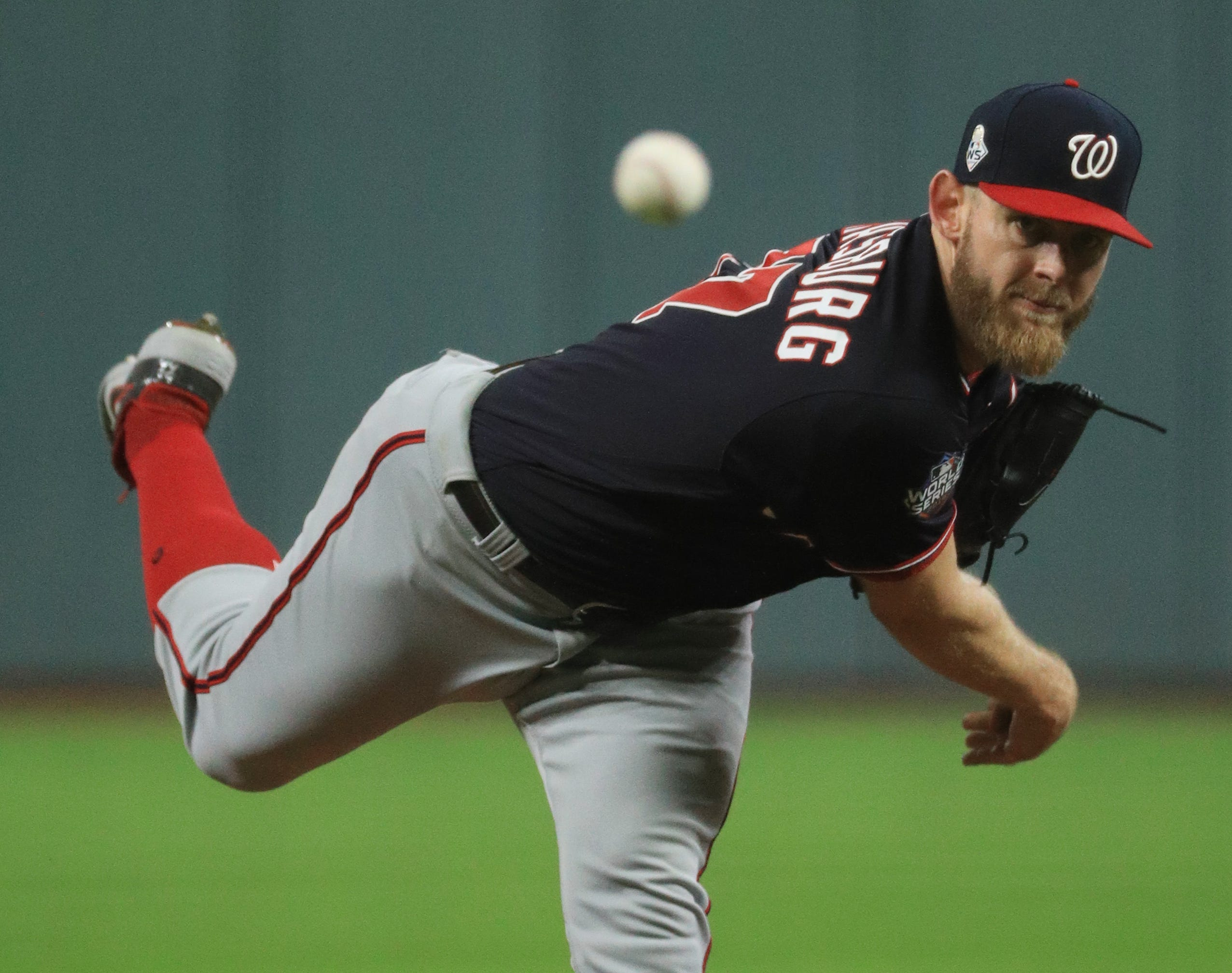 Opinion: Stephen Strasburg, Washington Nationals deal shows 2012 shutdown was right move