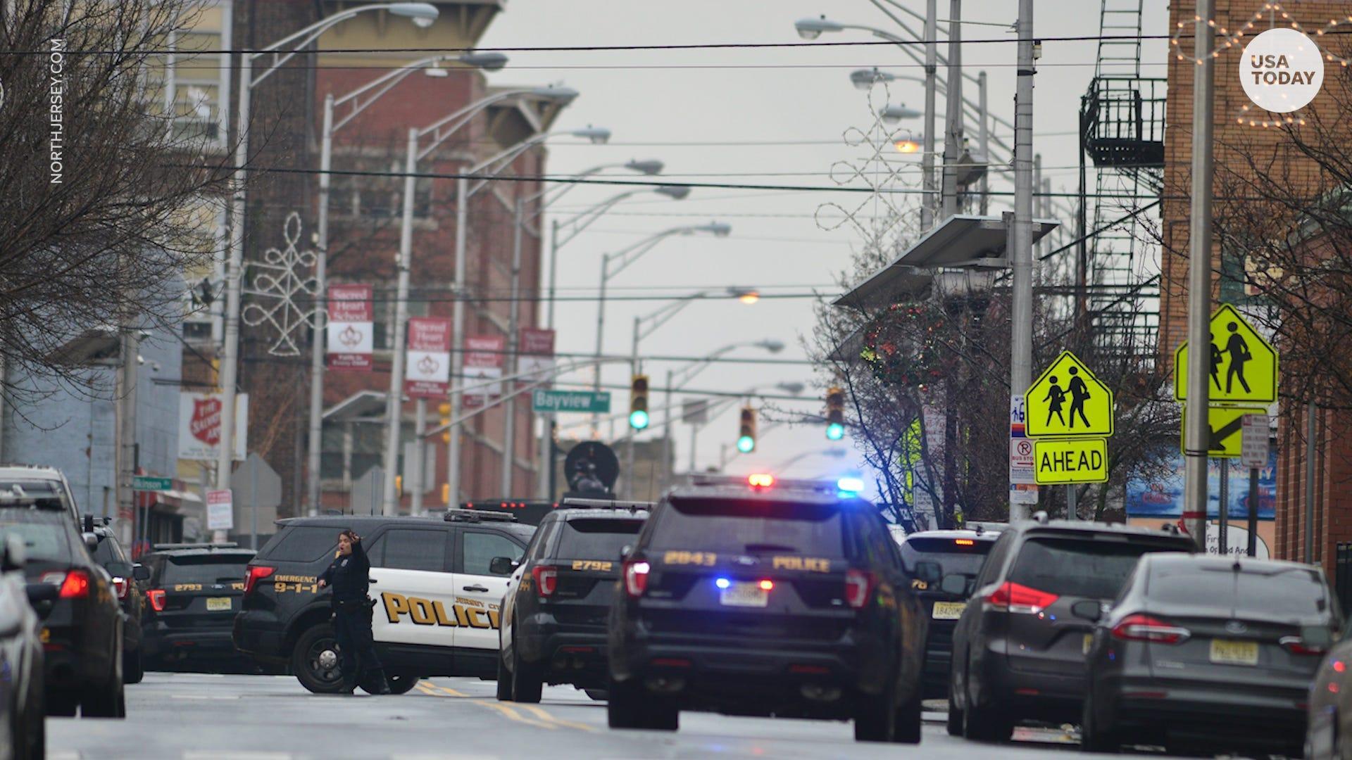 Jersey City shooting: Joseph Seals