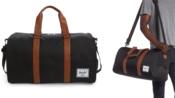 Best gifts for grandpa 2019: Herschel Duffel Bag