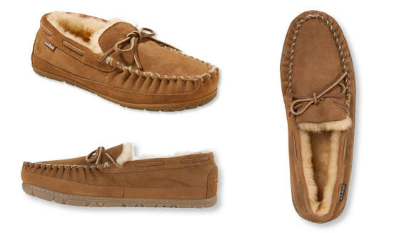 Best gifts for grandpa 2019: Moccasins