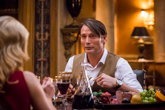 """Hannibal"" (NBC) with Mads Mikkelsen"