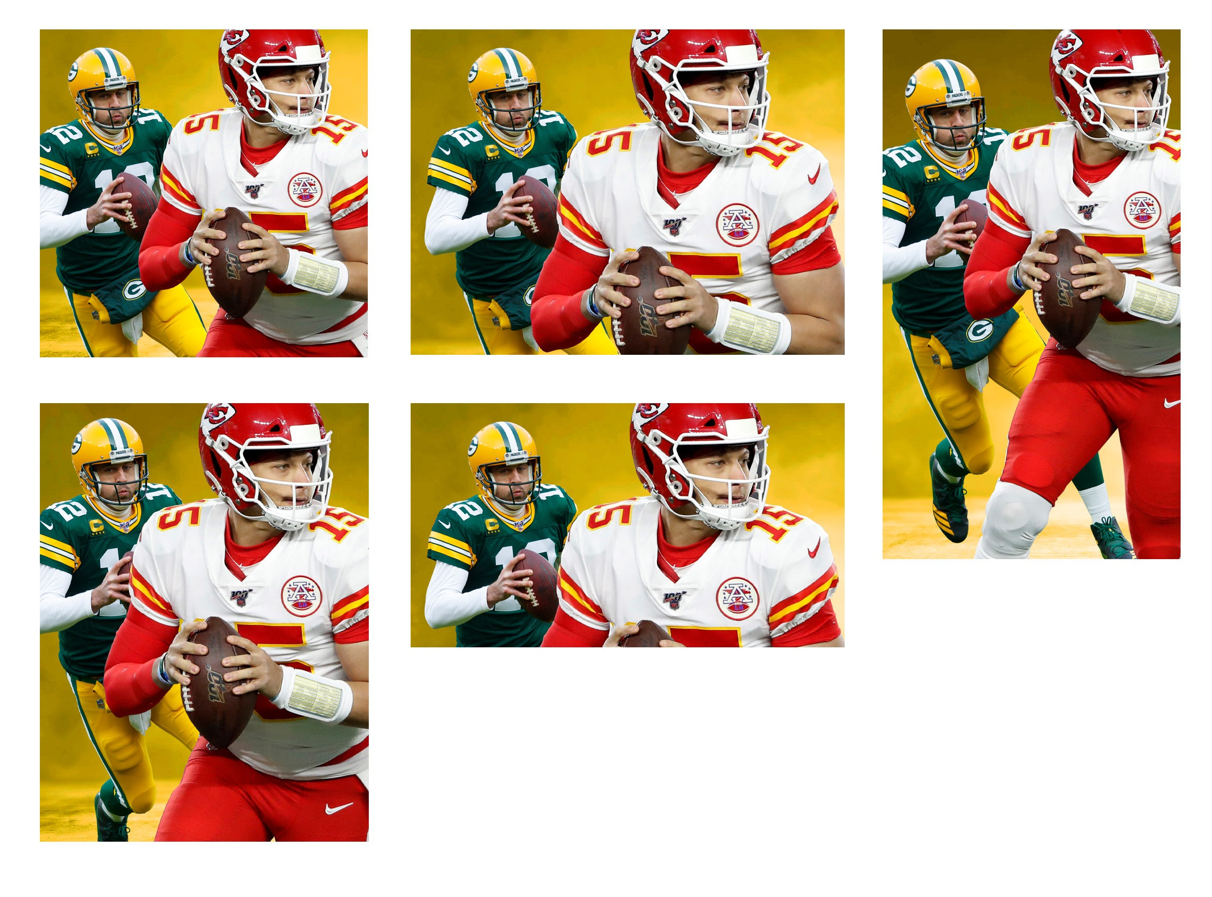 NFL: Packers, Chiefs return to top five