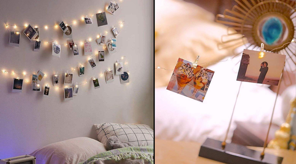 Best gifts under $10 2019: TENRUY Photo Clips String Lights