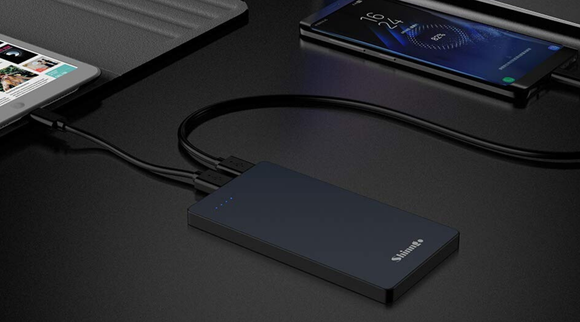 Best gifts under $10 2019: Shinngo Portable Charger 4000mAh Slim Power Bank