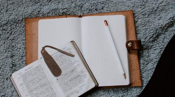 Best gifts under $10 2019: Nabob Leather Bookmark
