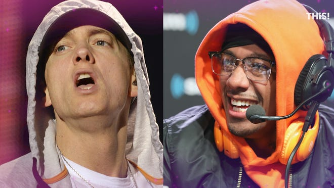 eminem diss on nick cannon