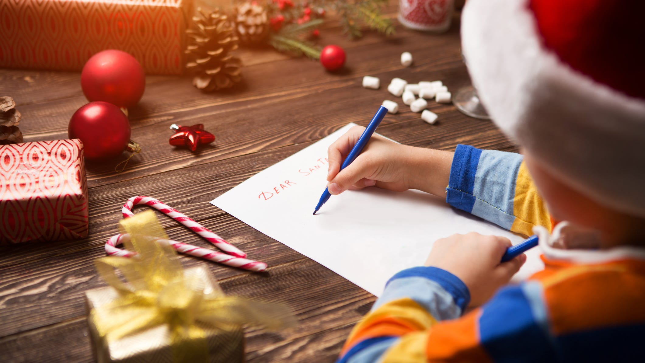 Is Santa real? What to do when kids ask questions about Santa Claus