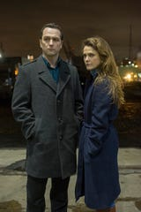 """The Americans"" (FX) with Matthew Rhys and Keri Russell"
