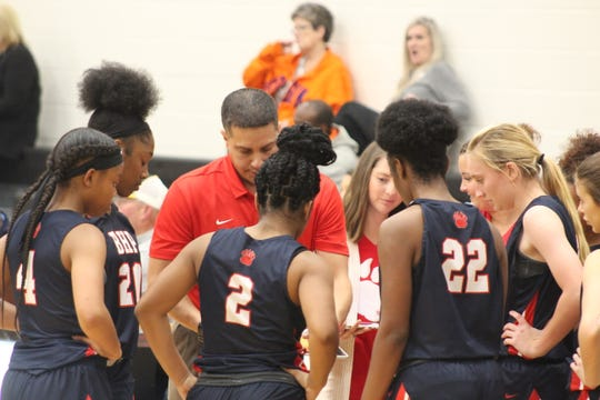 Belton-Honea Path's girls basketball team won their first game of the season on December 10, 2019 against Crescent.