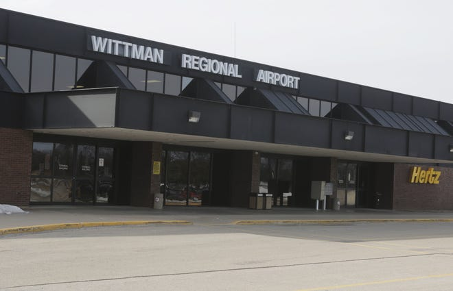 Wittman Regional Airport is working to replace its old terminal with a proposal to the Winnebago County Board.