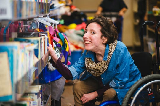 Goodwill is about offering a hand up — never a hand out — so that all individuals can experience the dignity and self-sufficiency that comes with steady employment.
