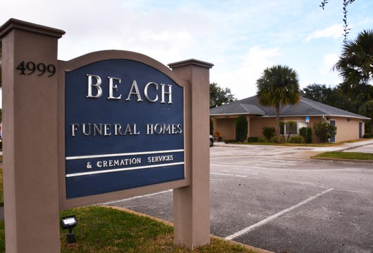 The Florida Department of Environmental Protection assessed a $3,600 civil penalty against Beach Funeral Homes and Cremation Services on Wickham Road in Melbourne. Statewide, DEP fines have dropped by half in the past decade.