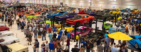 The American Muscle Car Museum in Melbourne will host the Winter Solstice Gala for the Jewish Federation of Brevard on Dec. 21, the shortest day of the year.