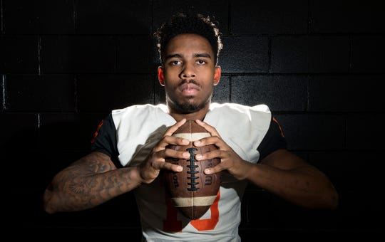 Woodrow Wilson senior Fadil Diggs is the 2019 Courier-Post Defensive Player of the Year.