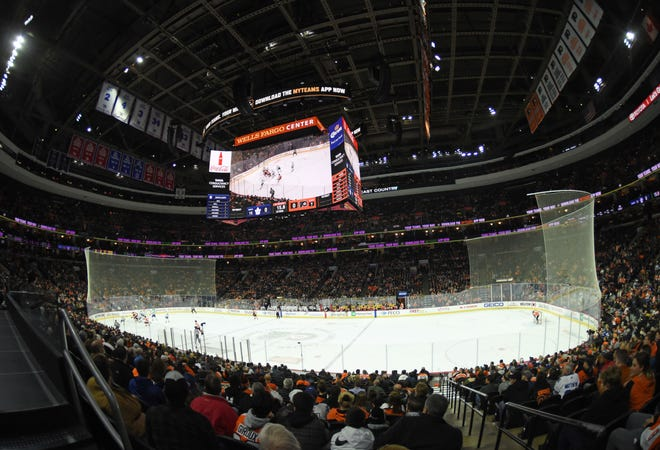 The Flyers have been winning, particularly at home, but empty seats at Wells Fargo Center are still a big topic of conversation.