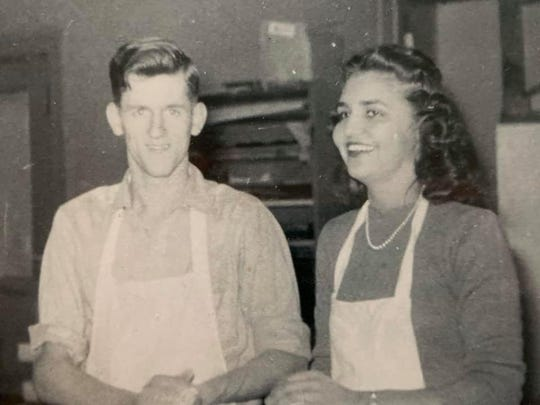 C. Brooks and Bunny Oakford found sweet success as the owners of Aunt Charlotte's Candies in Merchantville.