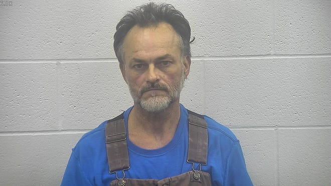 Charles Elmer Eapmon, in a jail booking photo from his Dec. 9 arrest, on two murder charges and tampering with evidence, remains in the Kenton County Detention Center.