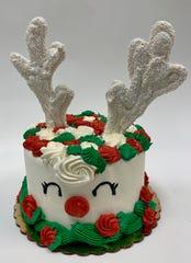 Holiday desserts from BAM Desserts.