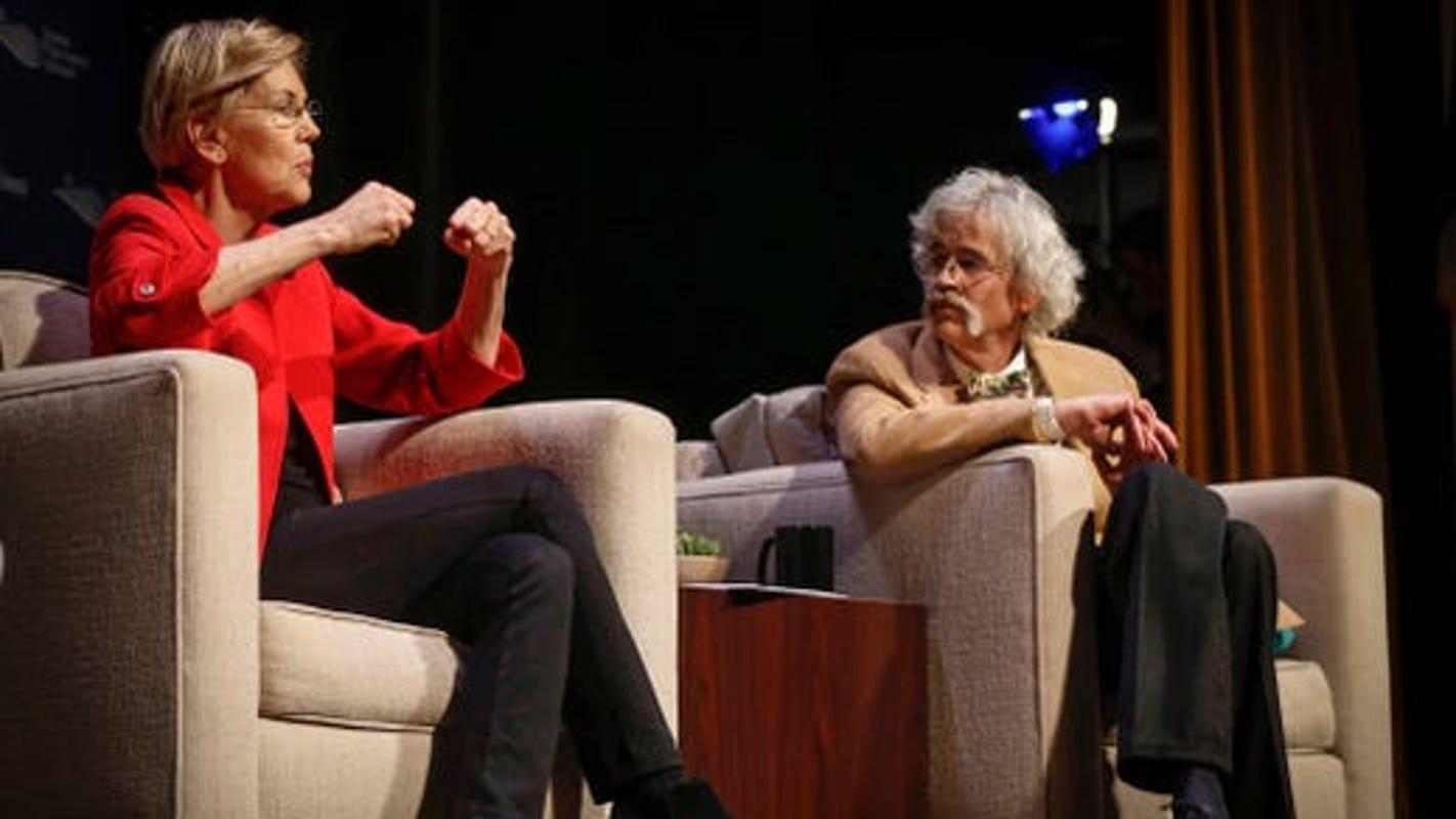 Elizabeth Warren lands coveted endorsement from Art Cullen and Storm Lake Times